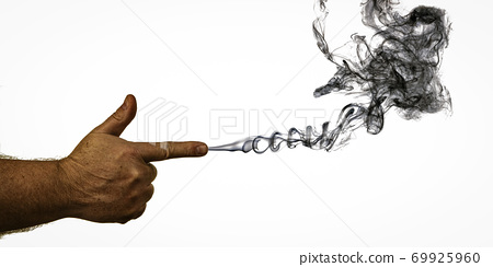 Concept of Finger of Death 69925960