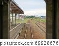 從火車的起點看到的終點線,北海道呂姆站 69928676