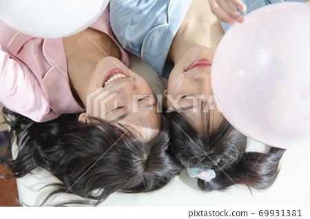 女人的生活方式睡衣 69931381