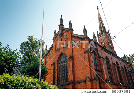 St. Saviour's Anglican Church in Riga, Latvia 69937691