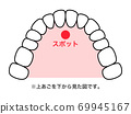 舌頭圖 69945167