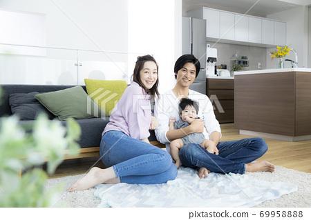 가족 가족 아기 육아 69958888