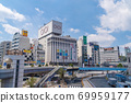 Scenery in front of the station Ueno Station 69959177
