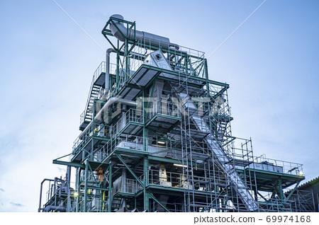 木質生物質發電廠 69974168