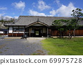 Tsuyamakan (former student dormitory for students with a connection to Okayama prefecture who are going to a university in Tokyo in Tsuyama Park) 69975728