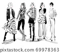 ◆時尚曲棍球系列:秋冬協調2號_單色◆ 69978363