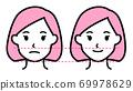 臉線青春衰落套裝(女) 69978629