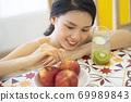 여성 라이프 스타일 편안한 다이어트 해독 69989843