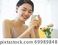 여성 라이프 스타일 편안한 다이어트 해독 69989848