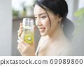 여성 라이프 스타일 편안한 다이어트 해독 69989860