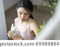 여성 라이프 스타일 편안한 다이어트 해독 69989864