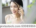 여성 라이프 스타일 편안한 다이어트 해독 69989866