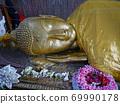 인도의 불교 성지 쿠시나 가르 부처님 입멸의 땅이며 온화한 열반 프랑스의 얼굴이 참관 할 성지입니다 69990178