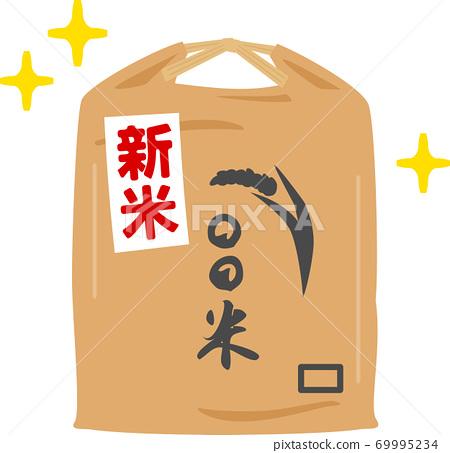 袋裝新米飯 69995234