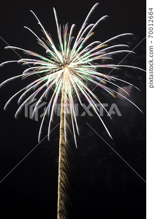 [Akita Prefecture] Omagari fireworks. National fireworks competition. The best fireworks display in Japan. 70012664