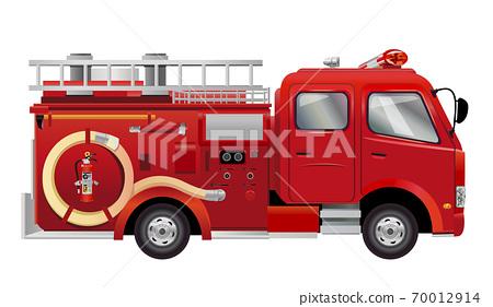 消防車 70012914