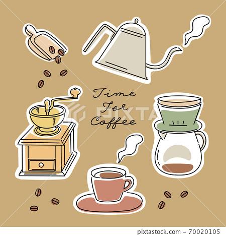 咖啡時間 70020105