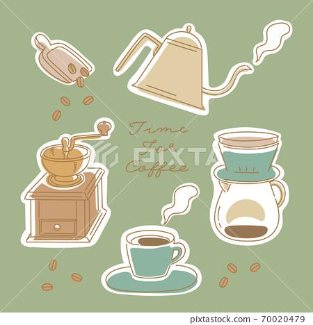 咖啡時間 70020479