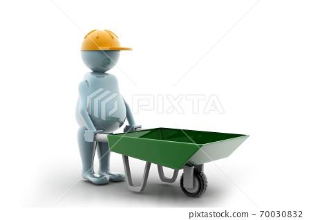 Construction worker 70030832