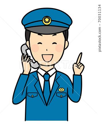 警務人員致電 70031134