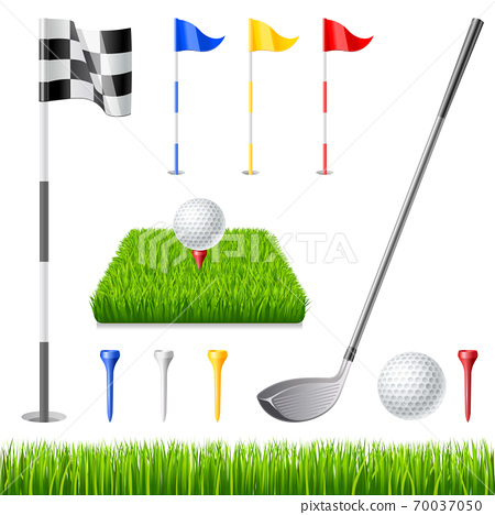Golf icon set 70037050
