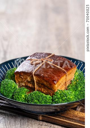 東坡肉 年菜 滷肉 控肉 魯肉 Dongpo Pork Braised Pork トンポーロー 70040825