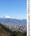 富士和甲府盆地 70043410