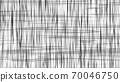 Background material with irregular lines drawn vertically and horizontally 70046750