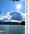 Lake Aoki in summer 70049236