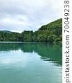 Lake Aoki in summer 70049238