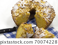 high yeast cake with baked apples high yeast cake with baked apples 70074228