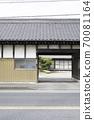 仙塚市的日光海道大山/牧田長谷門 70081164