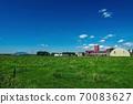 在富町的農場,在那裡您可以看到利ish富士山(北海道鳥町) 70083627