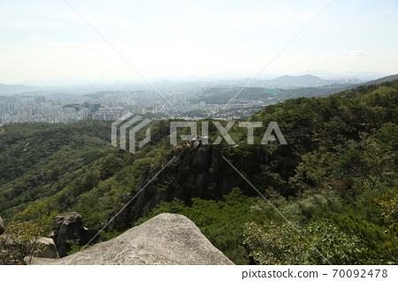 북한산.국립공원 서울시.도시 70092478