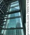 Izumi Garden Tower window cleaning ① 70097740
