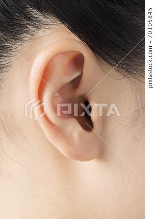 女的耳朵 70105845