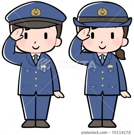 경찰관의 아이들 70119278