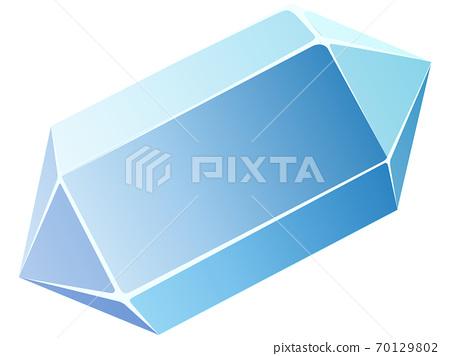 六角柱狀晶體 70129802