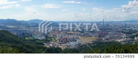 Namhansanseong (Historic Site No. 57), Gwangju, Gyeonggi-do 70134999