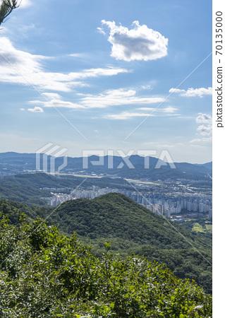 Namhansanseong (Historic Site No. 57), Gwangju, Gyeonggi-do 70135000