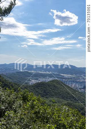 Namhansanseong (Historic Site No. 57), Gwangju, Gyeonggi-do 70135001