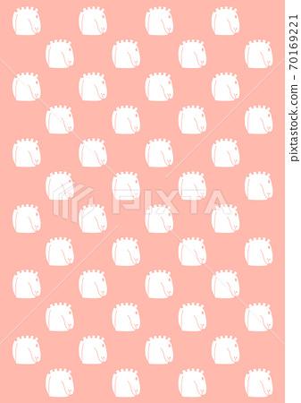 말의 패턴 70169221