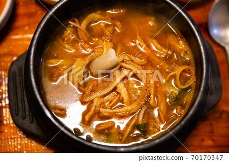 Sonaejangtang,以增強腸胃,韓國傳統食品, 70170347