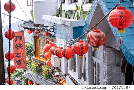 九份 台北 台灣 景點 農曆新年 Taiwan Taipei Jiufen 70179397