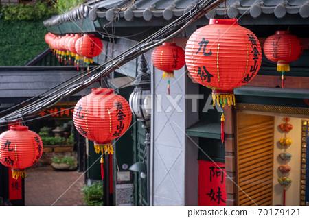 九份 台北 台灣 景點 農曆新年 Taiwan Taipei Jiufen 70179421