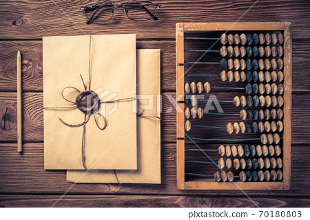 Traditional business concept 70180803