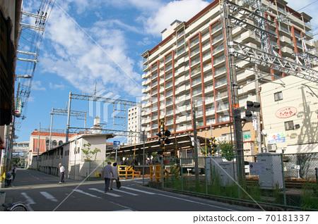 甲東園 역 주변의 거리 70181337