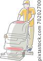 使用吸塵器清潔 70202700
