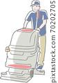 使用吸塵器清潔 70202705