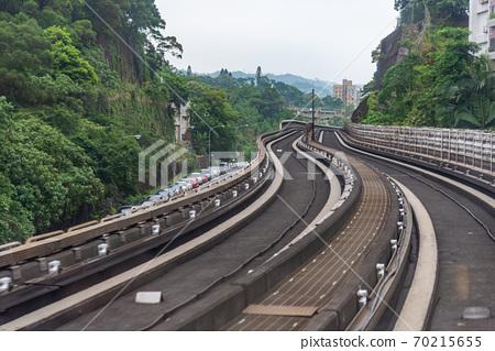 台灣捷運列車 台北捷運 文湖線 文山內湖線 木柵 動物園 70215655